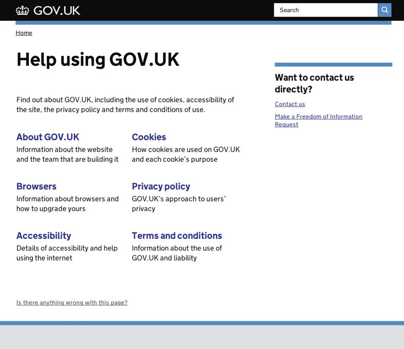 help_using_GOVUK
