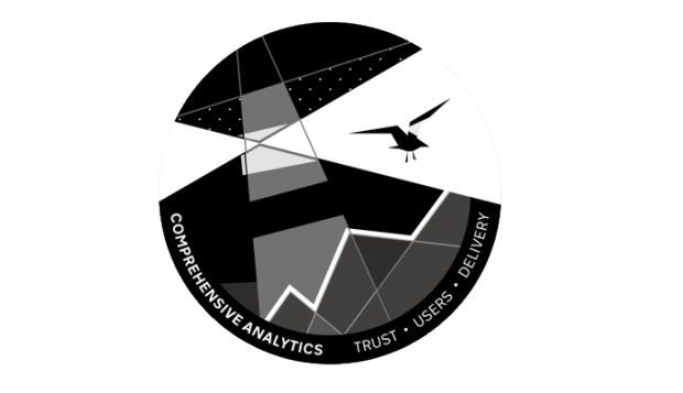 Comprehensive analytics mission patch