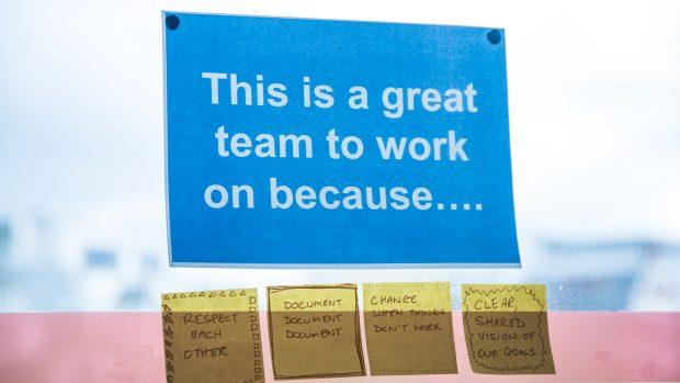 A team charter