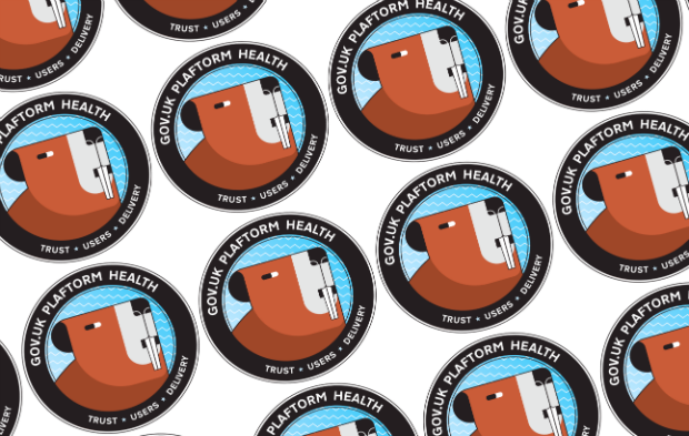 Mission patch for Platform Health